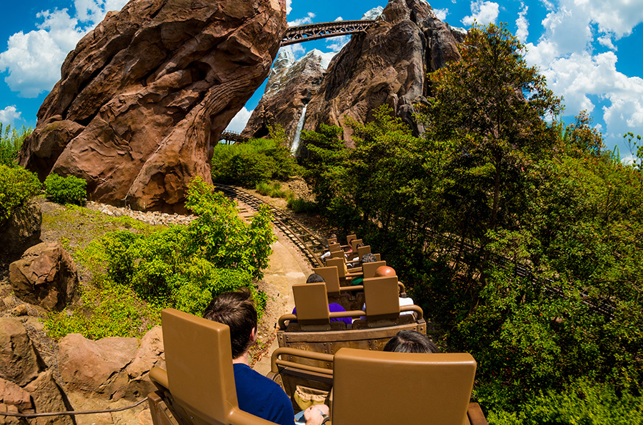 photo on-ride expedition Everest